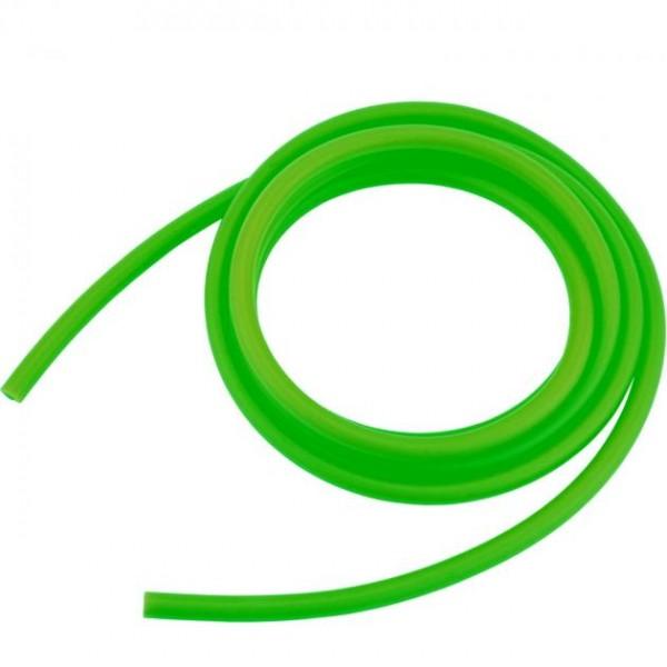 Silikonschlauch grün 2m