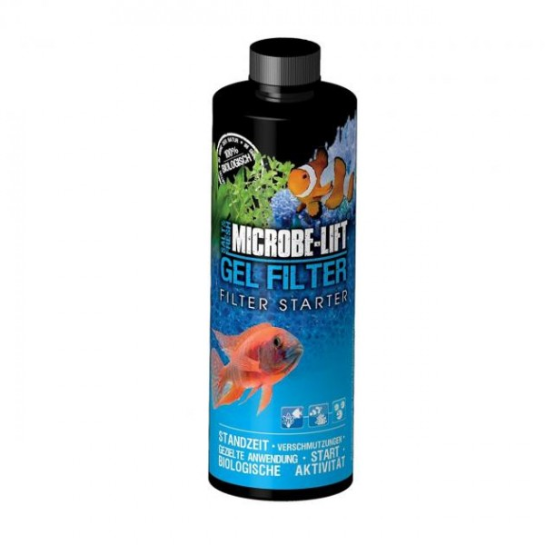 Microbe Lift Gel Filter Filterstarter 118ml