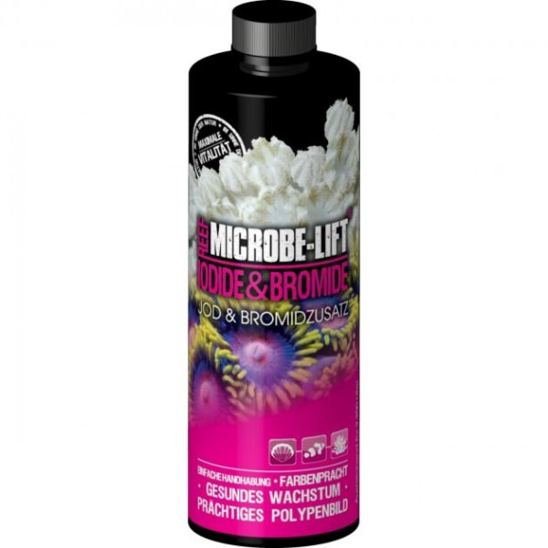 Microbe Lift Jod- & Bromid Zusatz 236ml