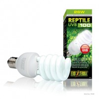 Exo Terra Reptile UVB100 25 W