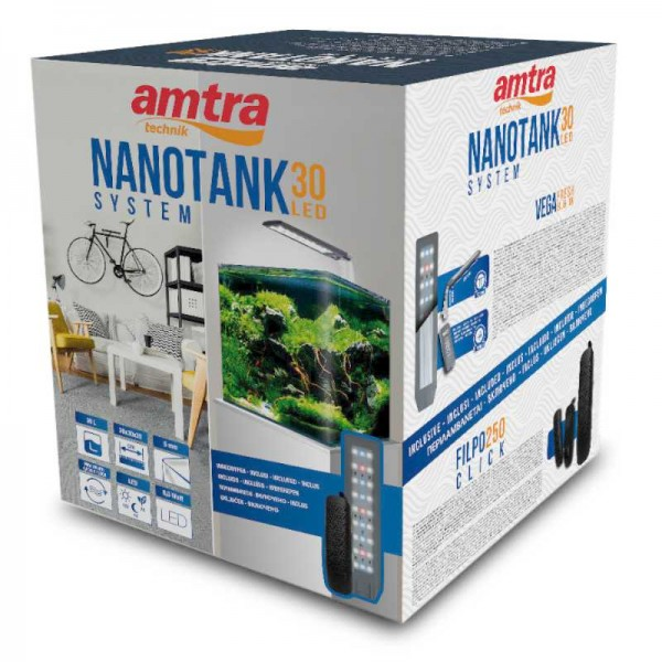 Amtra Nano Aquarium 30