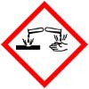 Mischbettharz Dupla Duresin RI Gefahrensymbol