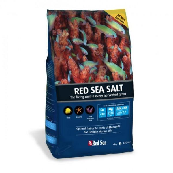 Red Sea Salz 4kg für 120l