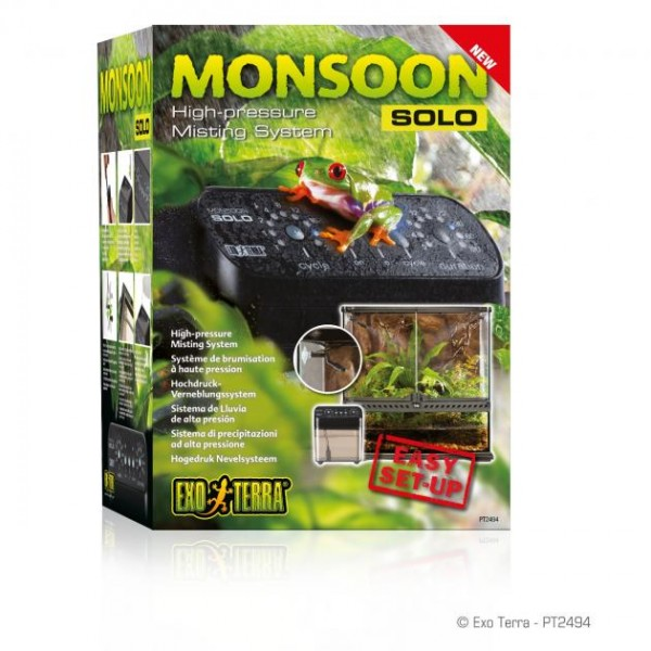Exo Terra Monsoon Solo