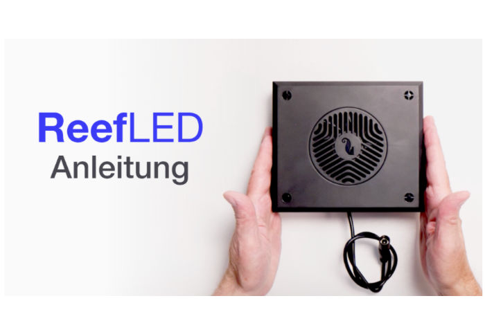 Reef LED 90 Anleitung