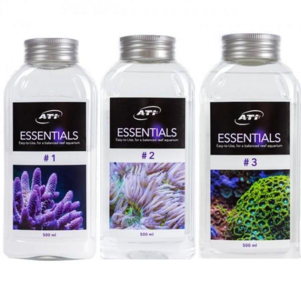 ATI Essentials Set (3x500ml)