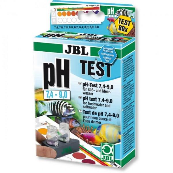 JBL pH 7,4-9,0 Test