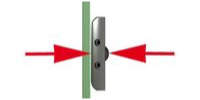 Schlanke Konstruktion - Care Magnet Strong plus Aquarium Scheibenreiniger Magnet