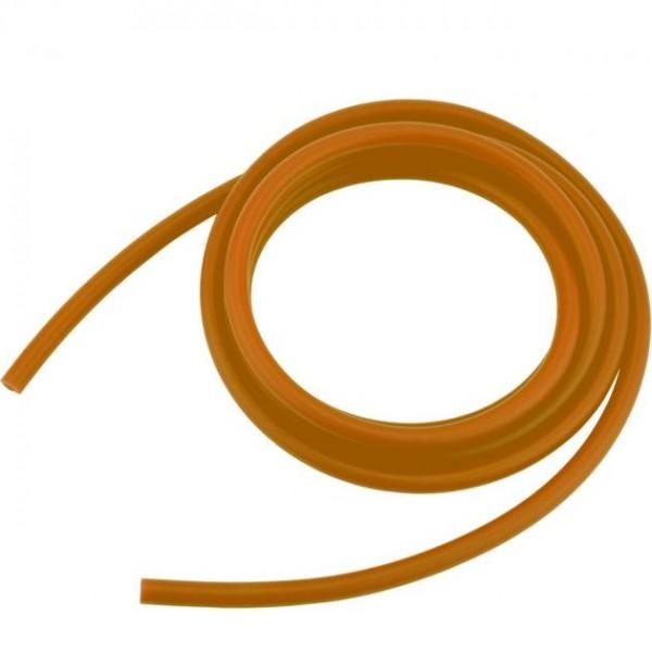 Silikonschlauch orange 2m