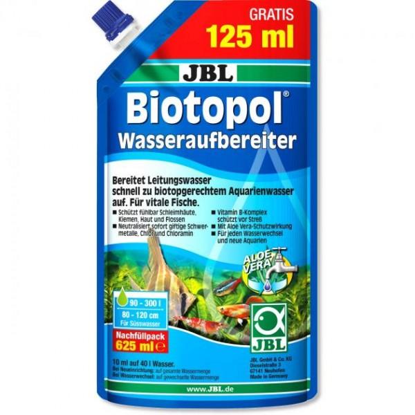 JBL Biotopol Nachfüllpack 625ml