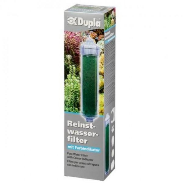 Dupla Reinstwasserfilter mit Farbindikator