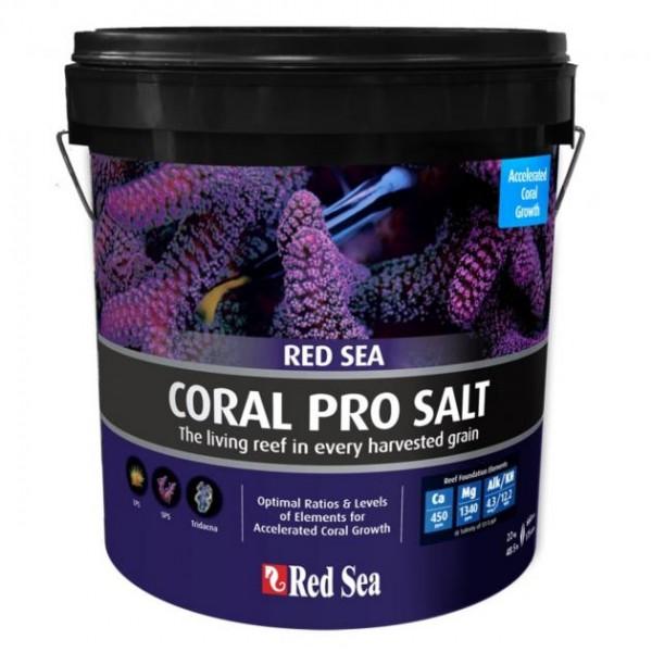 Red Sea Coral Pro Salz 22kg für 660l