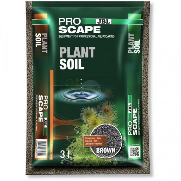JBL ProScape PlantSoil BROWN (3l)