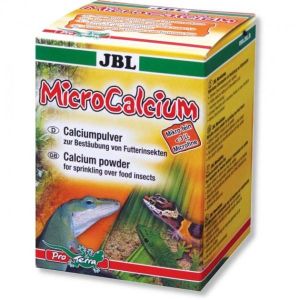 JBL MicroCalcium Mineralien-Ergänzungsfutter 100g