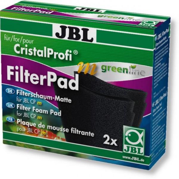 JBL CristalProfi m greenline FilterPad, 2x