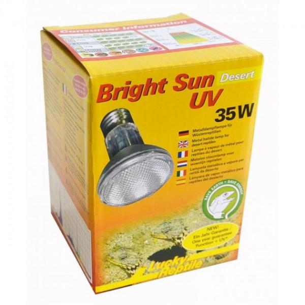 Lucky Reptile Bright Sun UV Desert 35 W