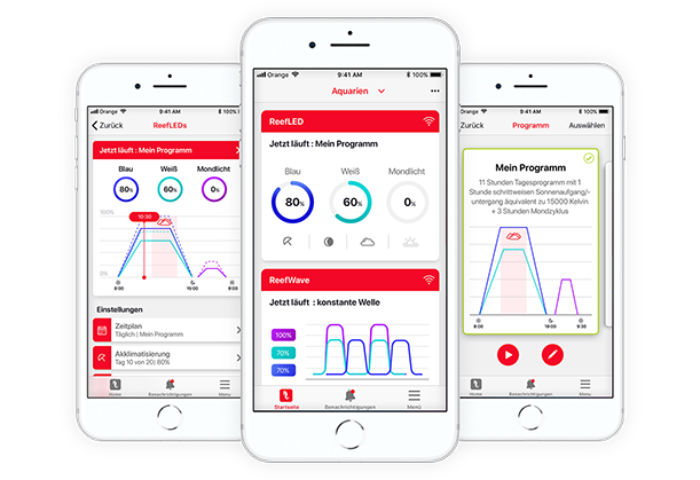 Reef LED 90 Reef Beat App Handysteuerung