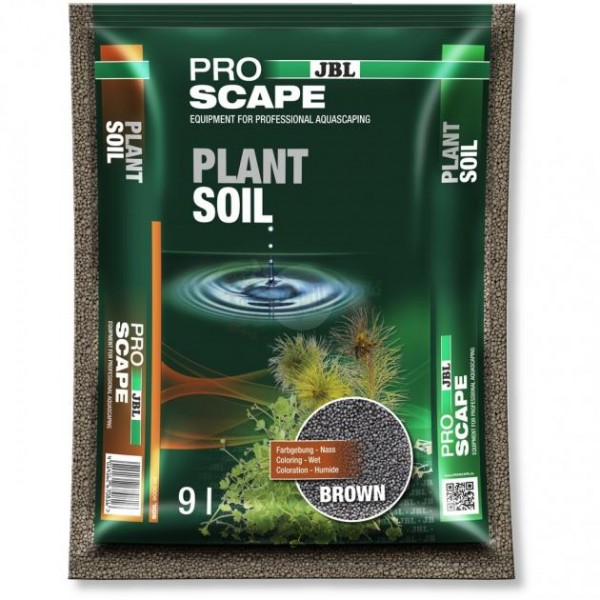 JBL ProScape PlantSoil BROWN (9l)