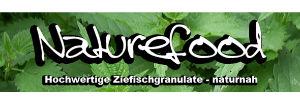 Dieses Bild zeigt das Logo von Naturefood