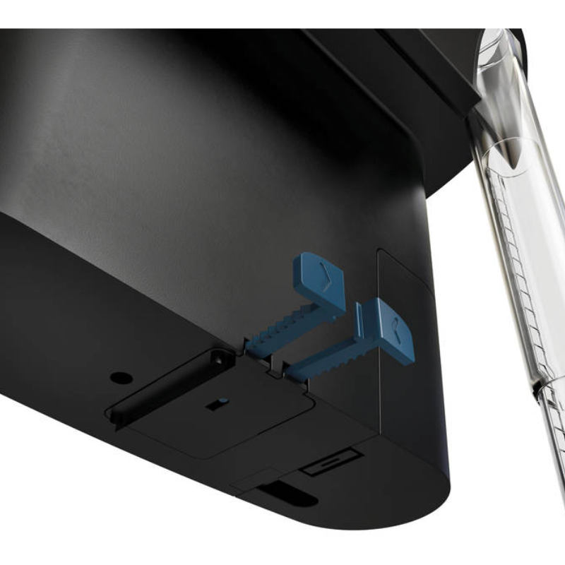 Dieses Bild zeigt den flexiblen Abstandshalter des Oase BioStyle Hang-on-Filters
