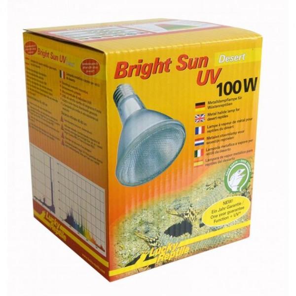 Lucky Reptile Bright Sun UV Desert 100 W
