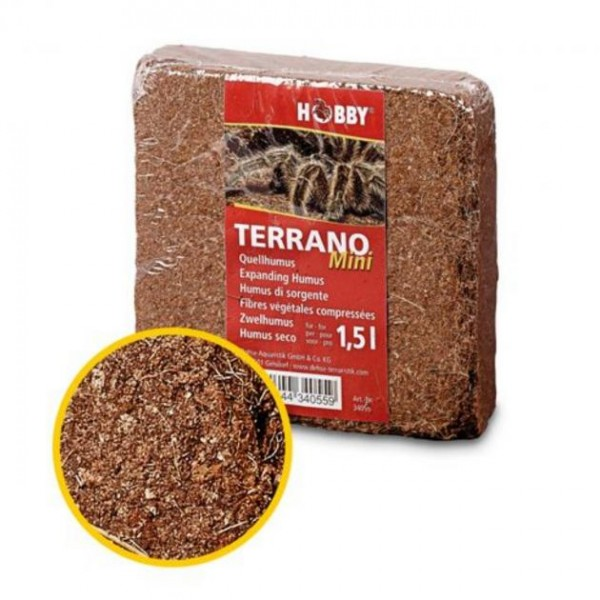 Hobby Terrano Quellhumus Mini (ergibt 1,5l)