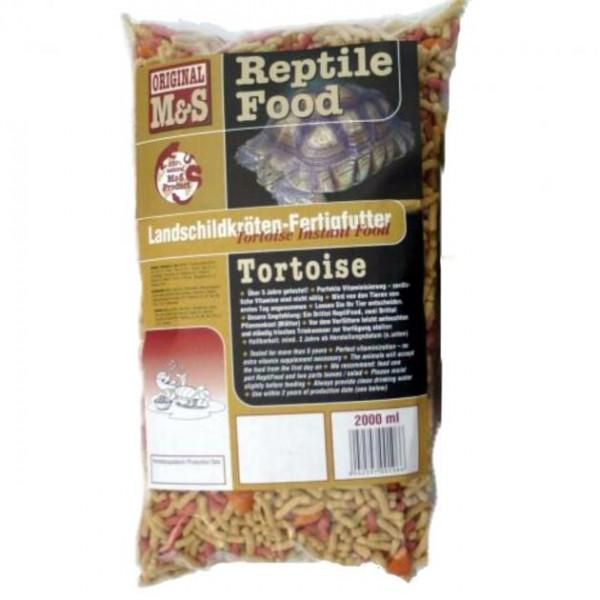 Reptile Food Tortoise 2l