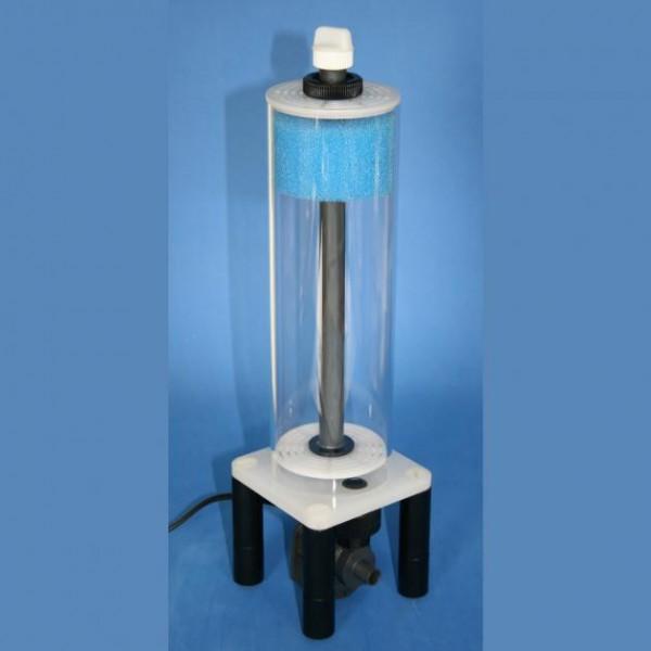 KnePo Fließbettfilter Intern 0,8 Liter