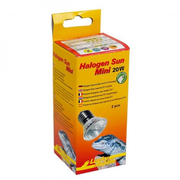 Lucky Reptile Halogen Sun mini Wärmestrahler 20 W