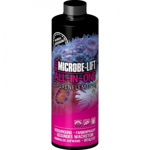 Microbe Lift All-In-One Spurenelemente 236ml