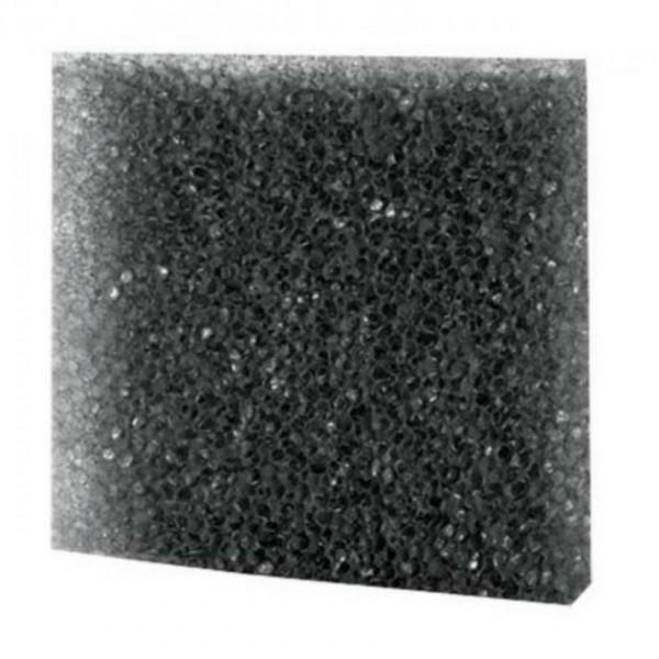 Hobby Filterschaum schwarz grob, 50 x 50 x 2 cm