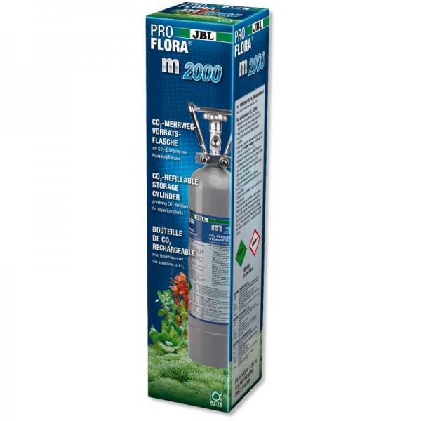 JBL ProFlora m 2000 Co2 Flasche