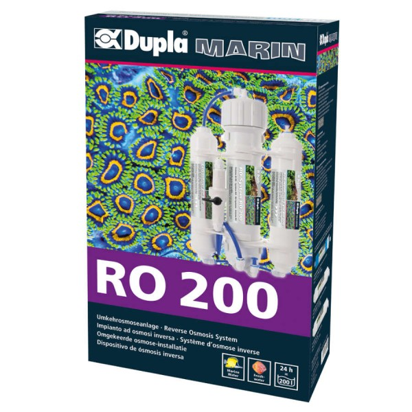Dupla RO 200 Osmoseanlage
