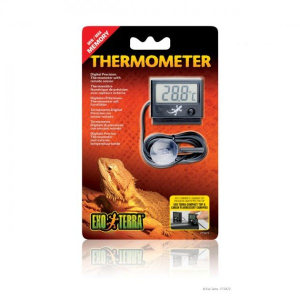 Exo Tera Digitales Thermometer
