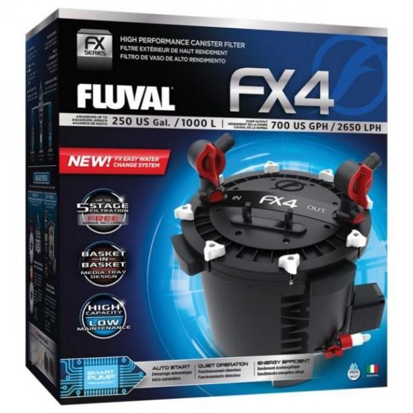Fluval FX4 Aquarien bis 1000l