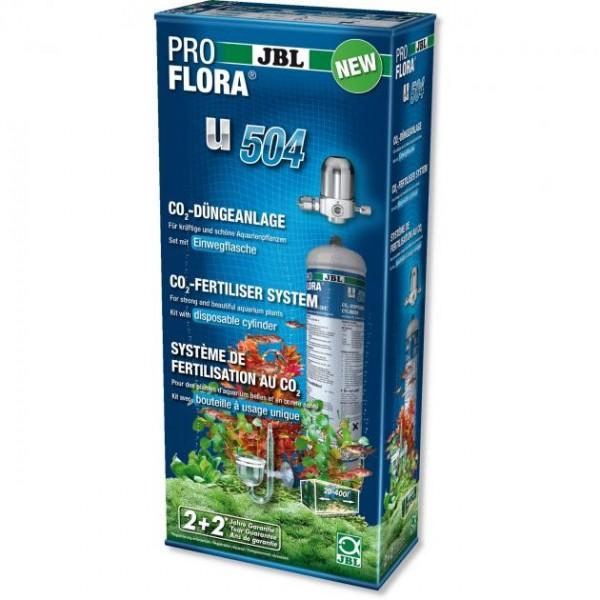 JBL ProFlora u504 CO2-Set bis 400l