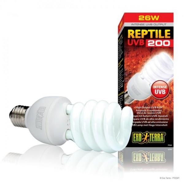 Exo Terra Reptile UVB200 25 W