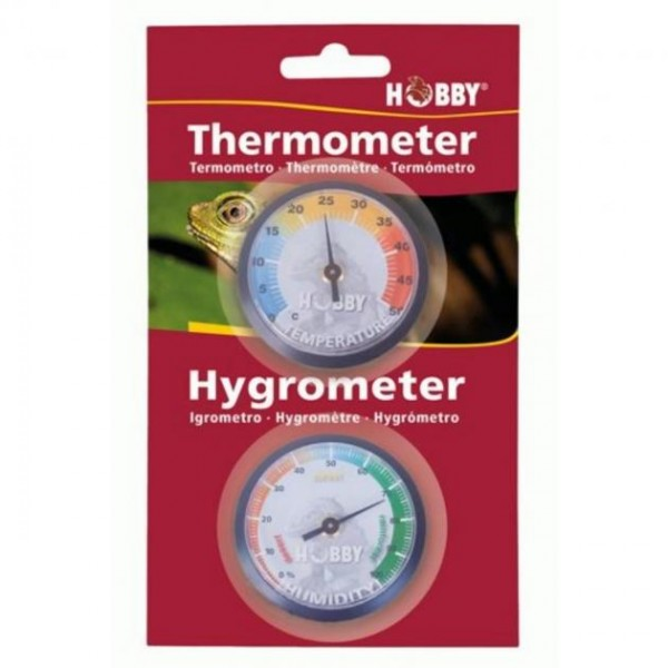 Hobby Analoges Hygrometer/Analoges Thermometer