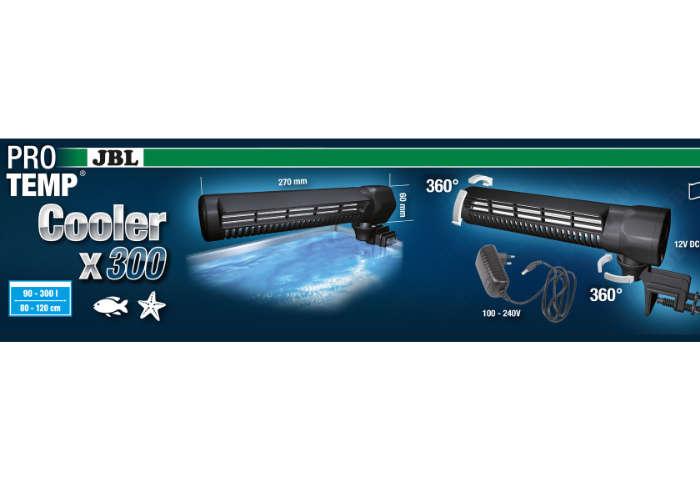 JBL Pro Temp x300 Aquarium Lüfter Bild-Produktinformation
