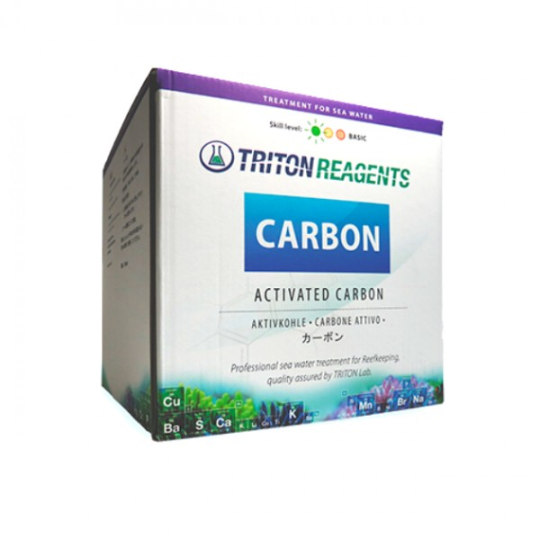 Triton Aktivkohle 5l