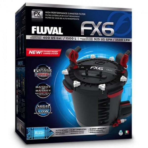 Fluval FX6 Aquarien bis 1500l