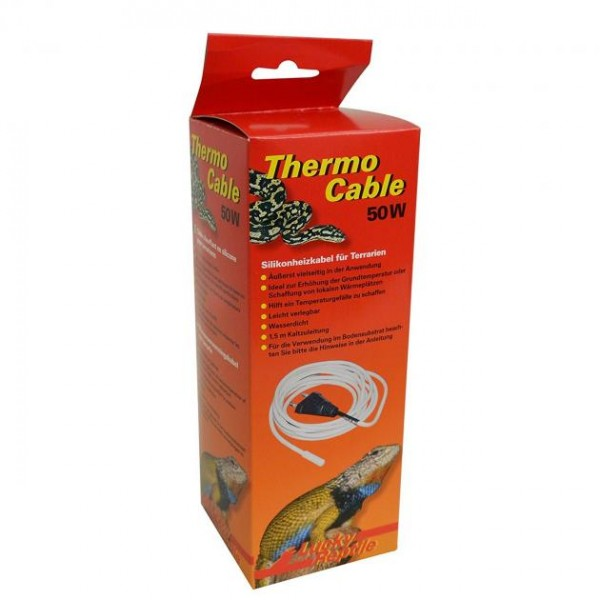 Lucky Reptile Thermo Cable 50 W, 6,5 m