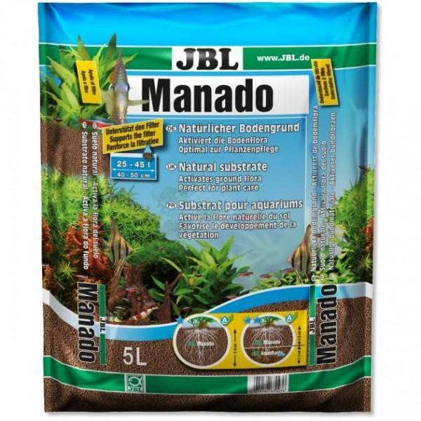 JBL Manado Naturbodengrund (10l)