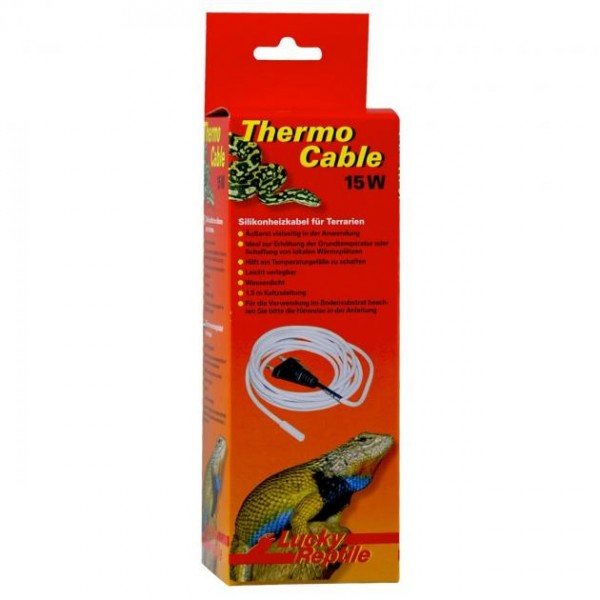 Lucky Reptile Thermo Cable 15 W, 3,8 m