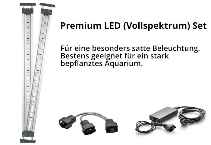 Dieses Bild zeigt das Oase HighLine Premium LED Set