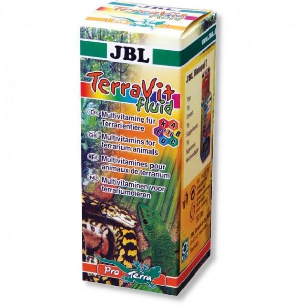 JBL TerraVit fluid Vitamine und Spurenelemente 50ml