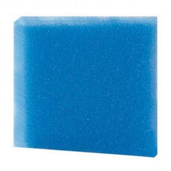 Hobby Filterschaum blau fein, 50 x 50 x 5 cm