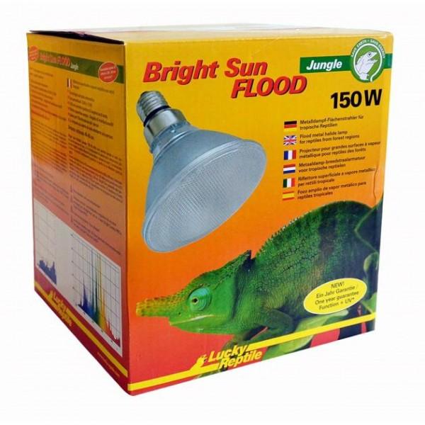 Lucky Reptile Bright Sun Flood Jungle 150 W