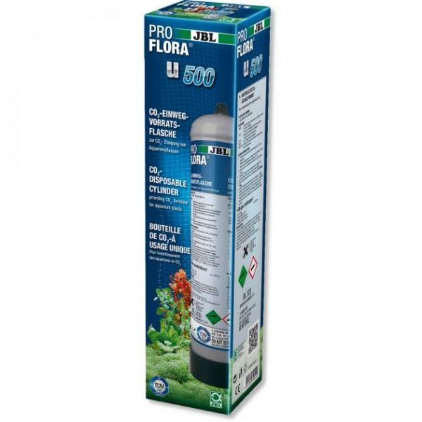 JBL ProFlora u500 CO2-Einweg-Vorratsflasche