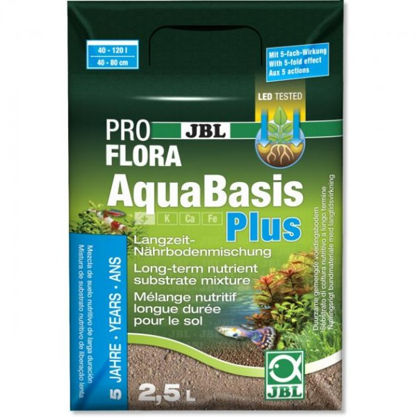 JBL Aqua-Basis Plus 2,5l